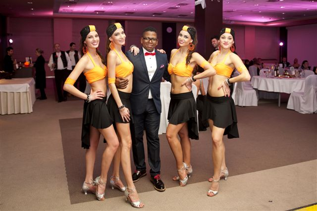 Eusebio a Vivas Dance Group